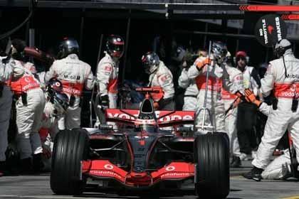 Melbourne: ¿Hubo órdenes de equipo en McLaren?