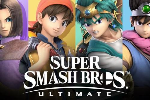 Todo lo que necesitas saber sobre el Héroe de Dragon Quest en Super Smash Bros. Ultimate y la versión 4.0 que llegarán mañana
