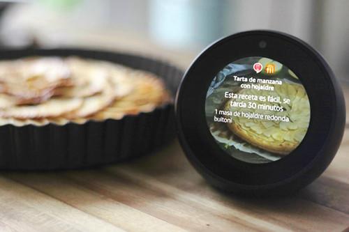 Cómo cocinar con Alexa y la skill de recetas de Directo al Paladar (vídeo incluido)