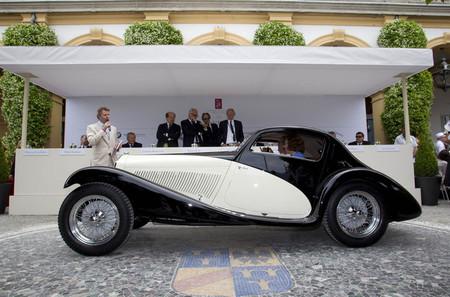 Alfa Romeo se da un homenaje en Villa d'Este
