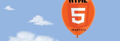 Y venga más eventos: HTML5Party! en Madrid