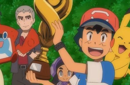 Tras más de 20 años de derrotas en el anime, Ash Ketchum ganó una Liga Pokémon