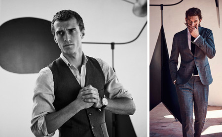 Clement Chabernaud Rj Rogenski Y Sean O Pry Los Tops Al Frente De La Elegancia De Verano De Massimo Dutti