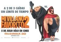 Taquilla española | Gru, el villano favorito del público