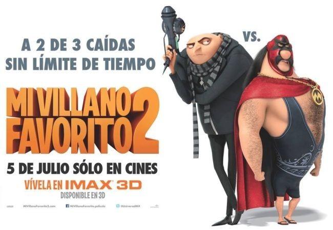 Banner de Gru 2: Mi Villano Favorito