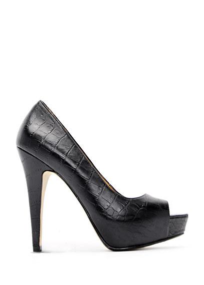 Foto de Los zapatos peeptoe siguen siendo nuestros favoritos (9/11)