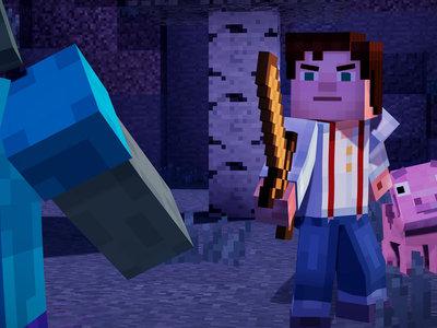 El primer episodio de Minecraft: Story Mode ahora está gratis en PS3, Xbox 360, PS4, Xbox One, iOS y Android