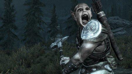 En 'The Elder Scrolls V: Skyrim' también podremos convertirnos en vampiros