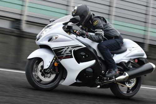 Nostálgicos de las hiperdeportivas, los rumores apuntan a una Suzuki Hayabusa de 1.440 cc en 2019