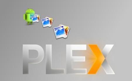 La subida de fotos de la cámara a tu biblioteca Plex llega a la app Plex Pass de Android