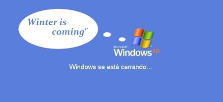 Quedan dos años para el final de Windows XP