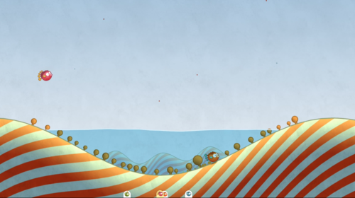 Tiny Wings para Apple TV, análisis del mejor juego de 2011 ahora en tu salón