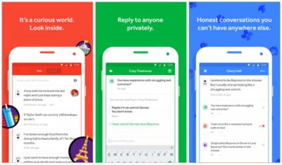 Secret para Android se actualiza, nueva interfaz y nuevo logo
