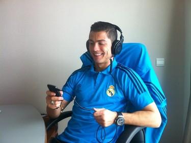 Vámonos de copichuelas y a sambar con Cristiano Ronaldo por el Algarve