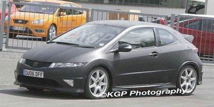 Honda Civic Type-R, la bestia negra
