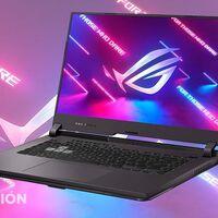 Más barato todavía: el portátil gaming ASUS ROG Strix G513IH HN008 ya cuesta 370 euros menos en PcComponentes y lleva envío gratis
