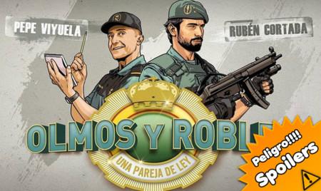 'Olmos y Robles', muy entretenida dentro de su estilo