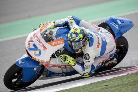 Lorenzo Baldassarri Gp Catar Moto2