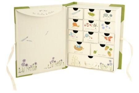 Una caja de tesoros para los peques ecológicos
