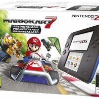 Nintendo 2DS, con Mario Kart, Super Mario Bros 2 o Tomodachi Life, por 79,95 euros en Amazon