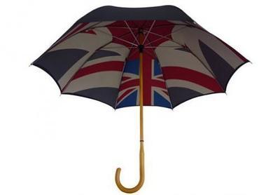 Paraguas de Paul Smith y Union Jack