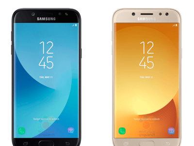Samsung Galaxy J5 2017 y Galaxy J7 2017, filtrados al completo antes de su anuncio oficial