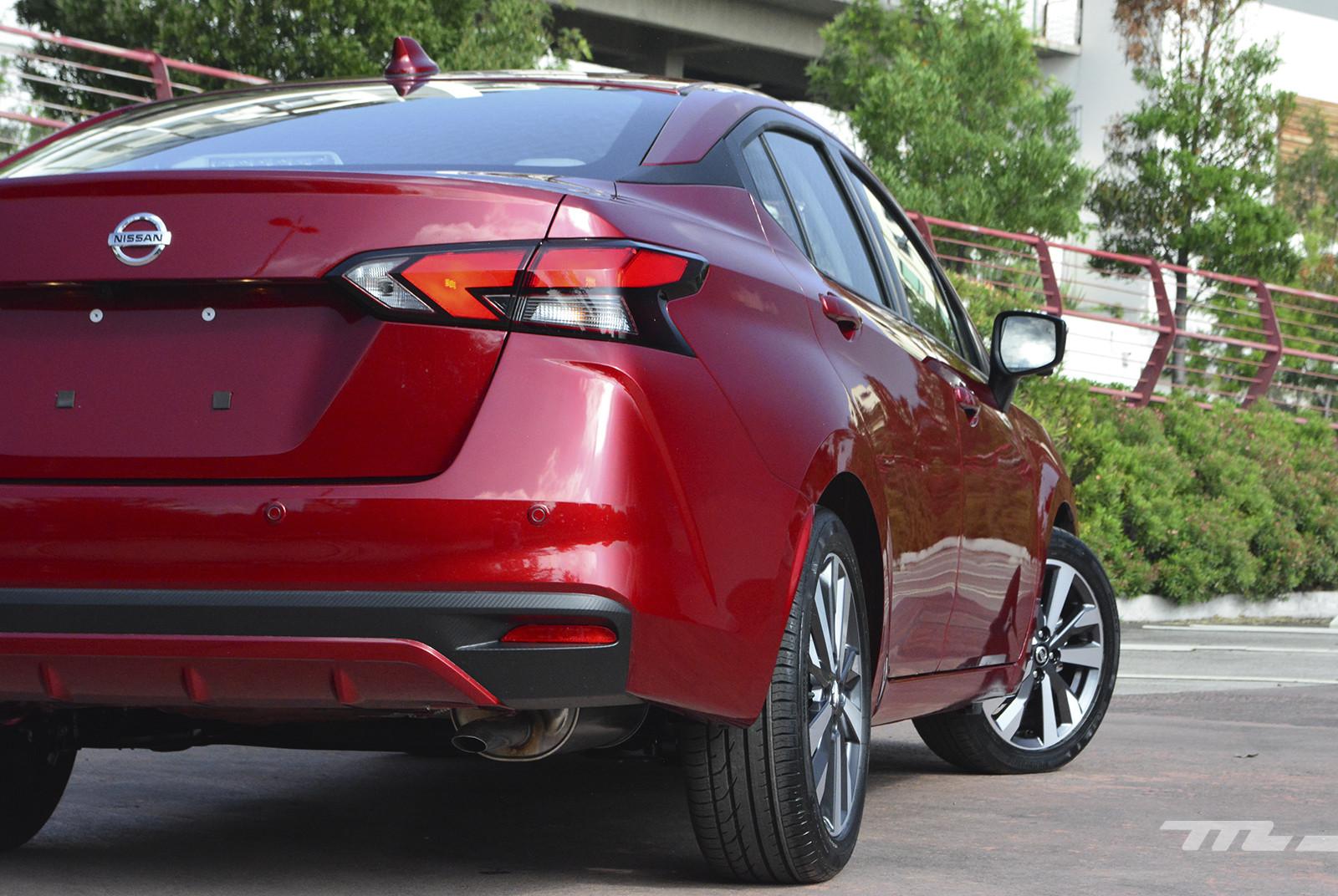 Foto de Nissan Versa 2020 (prueba) (8/28)
