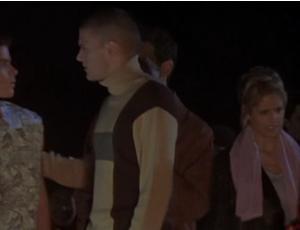 Wentworth Miller en Buffy