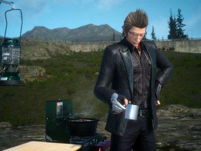 Final Fantasy XV te anima a aprender a cocinar en la vida real con los platos de Ignis