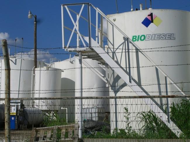 Tanques biodiesel