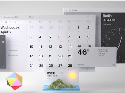Fluent Design, así lucirán Windows 10 y sus aplicaciones con la próxima actualización que llegará en septiembre