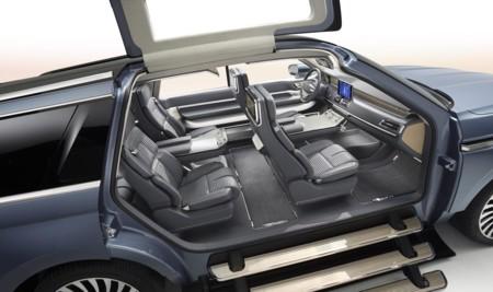 Lincoln Navigator Concept: otro SUV con