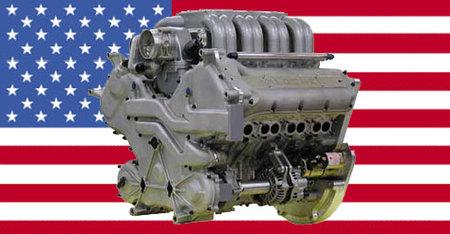 Motor americano