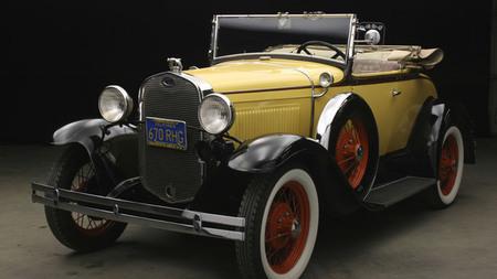 Un Ford Model A robado vuelve a las manos de su dueño