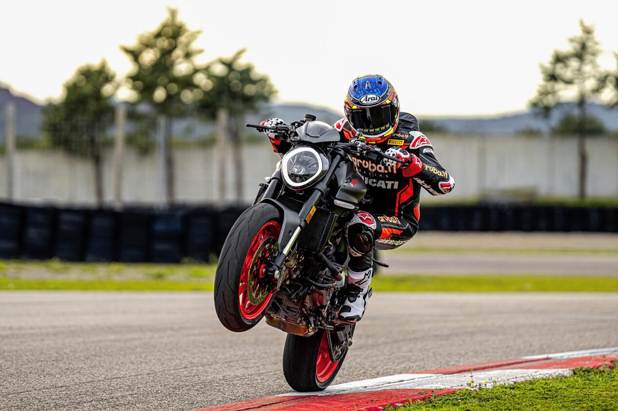 Foto de Ducati Monster 2021 (11/20)