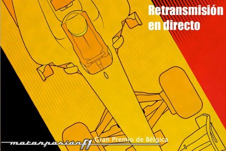 GP de Bélgica F1 2011: retransmisión LIVE