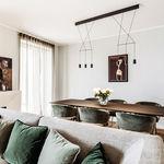 Un piso en Milán que mezcla lo vintage y contemporáneo en busca de un equilibrio atemporal