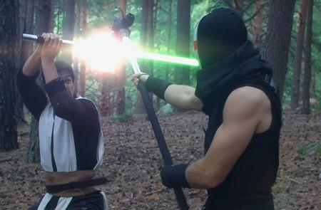 'Star Wars: Semilla oscura', el alucinante corto realizado por fans españoles que sólo ha costado 300 euros