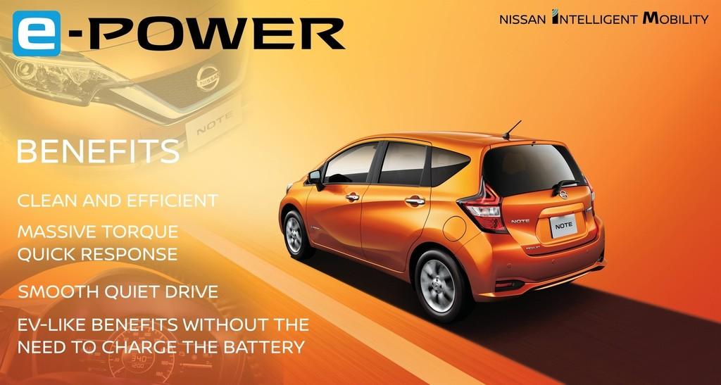 Nissan Epower 105