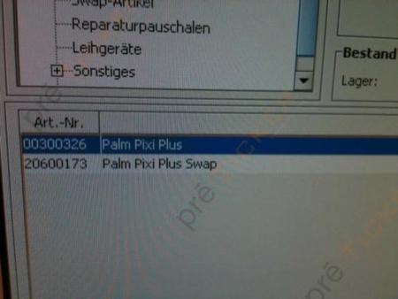 Palm Pre Plus y Palm Pixi Plus en Europa con Vodafone