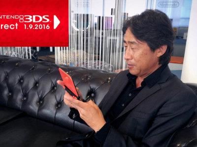 Nintendo abrirá el mes de septiembre con un Direct centrado en 3DS