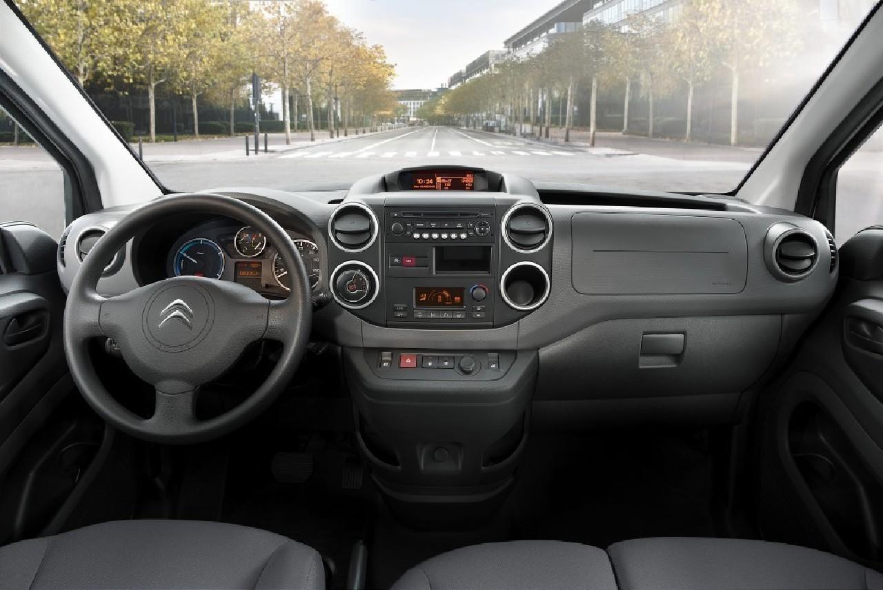 Foto de Citroën Berlingo EV (3/7)