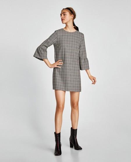 Vestido Cuadros
