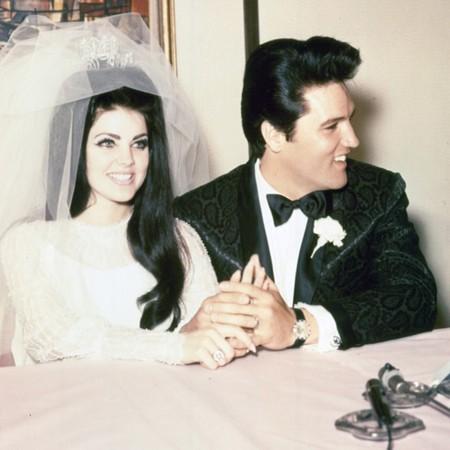 Elvis Priscilla Presley Wedding 3