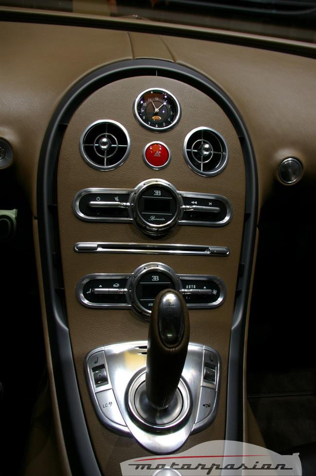 Foto de Bugatti Veyron Hermès en el Salón de Ginebra (8/24)