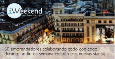 i-Weekend Madrid