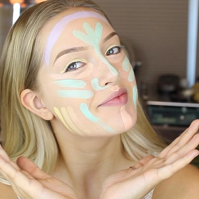What Color Correcting Makeup