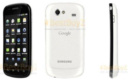 ¿Nexus S en Italia sin pantalla SuperAMOLED?, aparece una versión blanca en Alemania