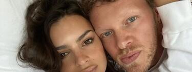 En pleno baby boom de las celebrities, Emily Ratajkowski anuncia que está embarazada