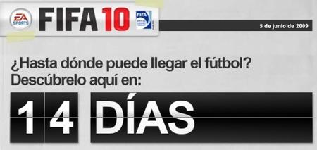 'FIFA 10' se presentará el 5 de junio